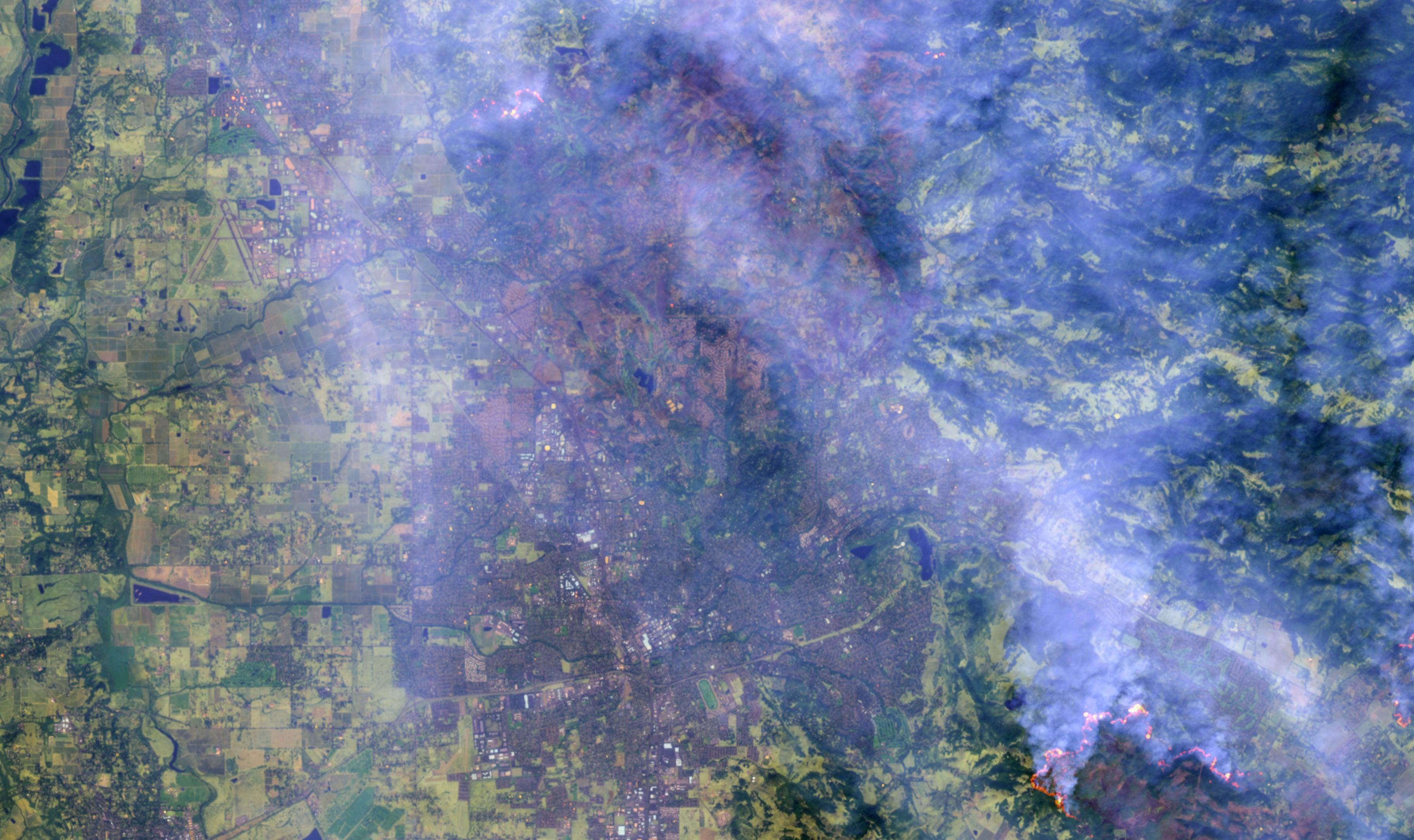 Image: Pierre Markuse, Sentinel Hub