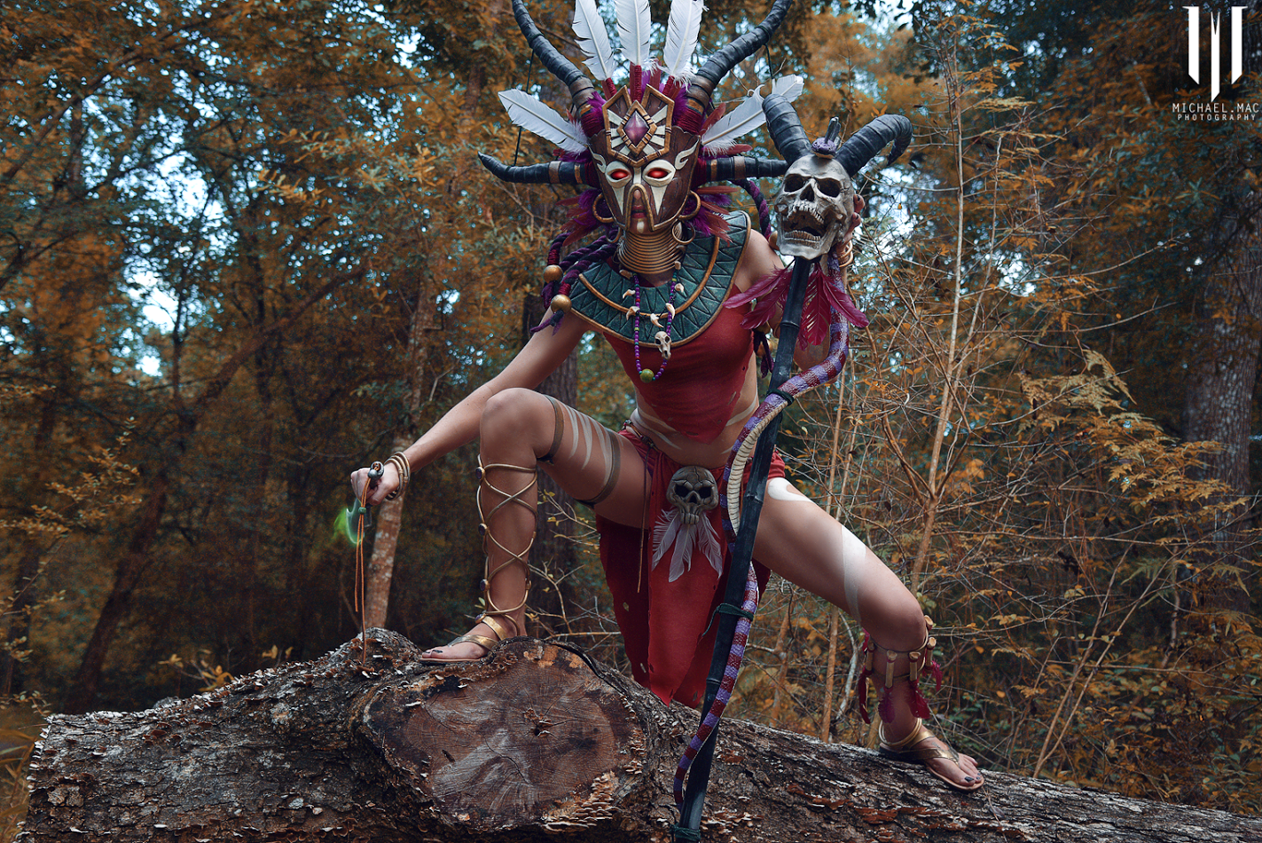 Diablo III's Witch Doctor Will See You Now