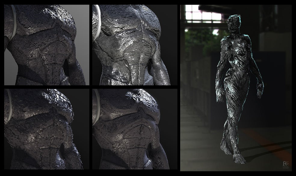 X-Men: Days of Future Past's Sentinels Could've Looked Very Different