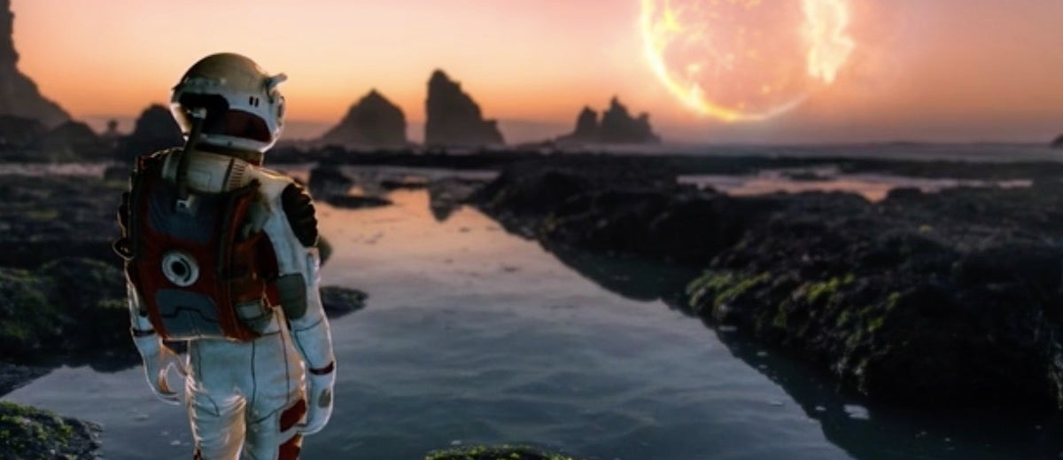 A Lonely Space Traveller Finds An Unexpected Lifeline In Sci-Fi Short Scavenger