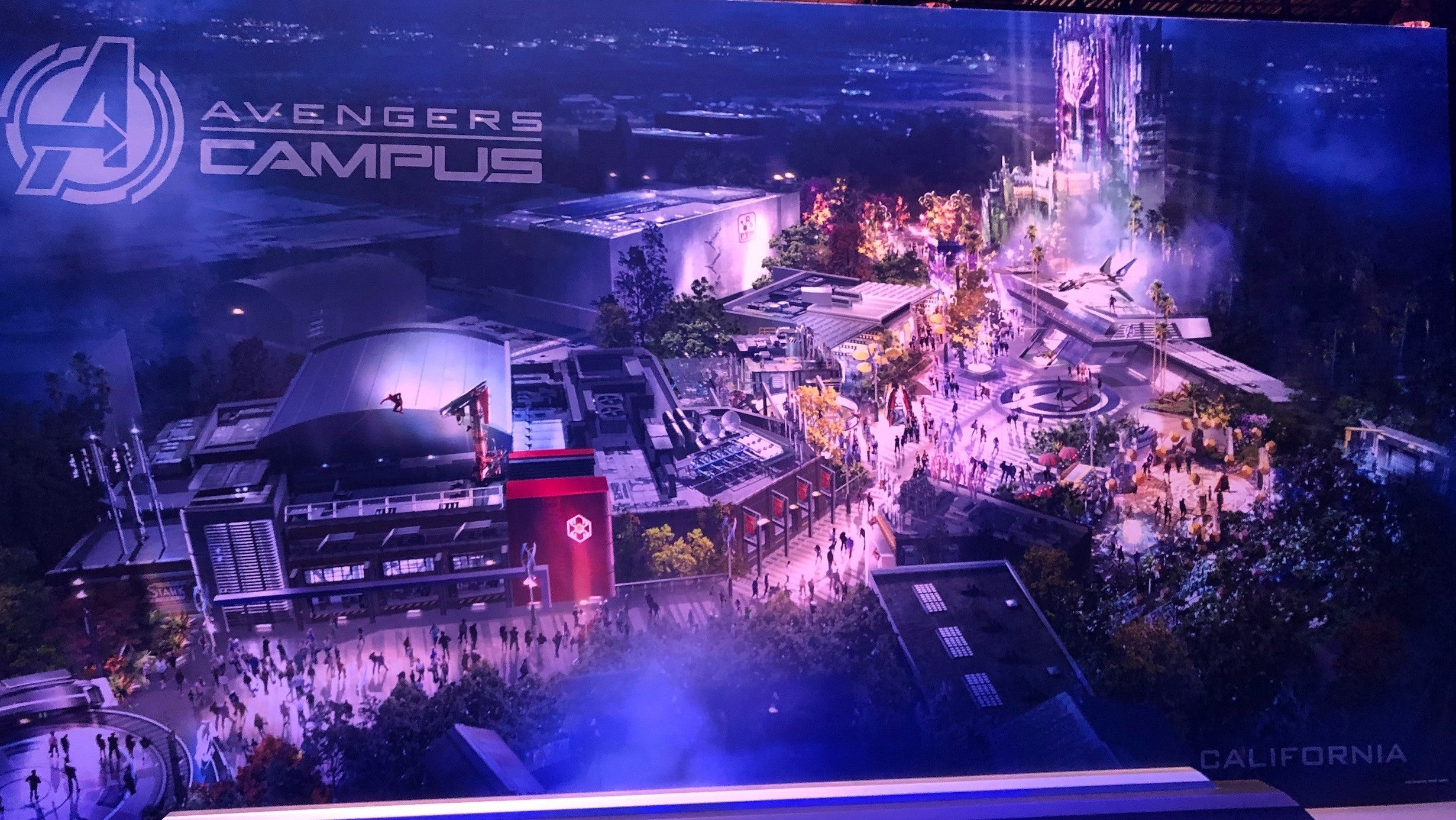 Everything We Just Learned About Avengers Campus, Disney's New Marvel Land