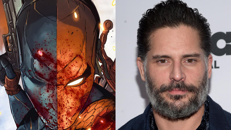 Joe Manganiello Will Play Deathstroke in the Batman Solo Movie