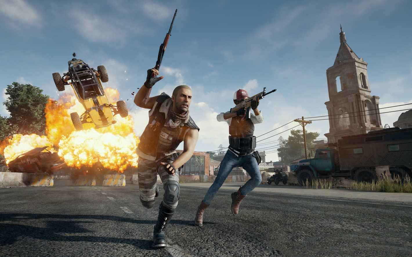 PlayerUnknown's Battlegrounds Latest Patch Includes Weather Update