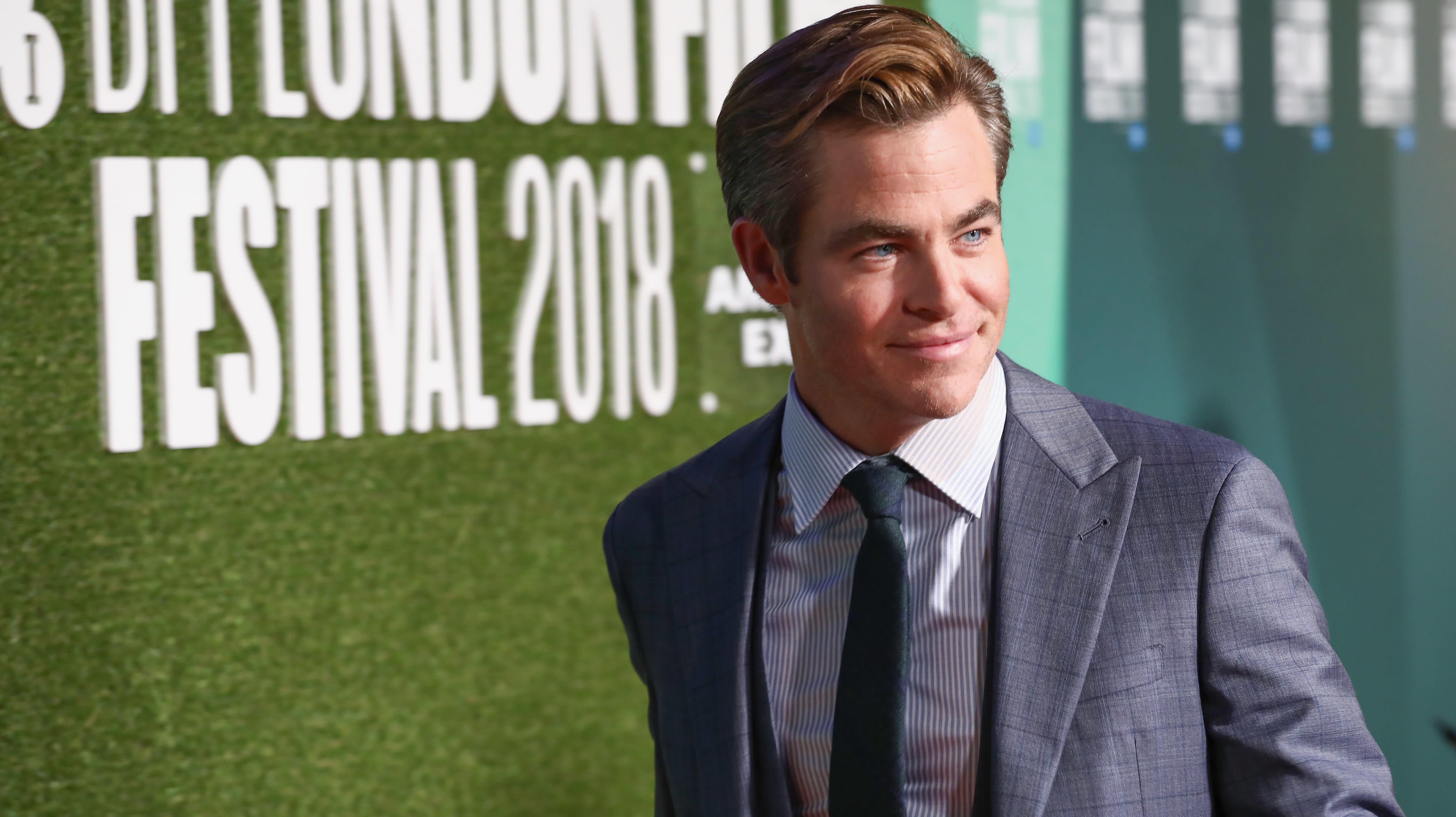 The Divine Chris Pine May Be Joining The Saint Reboot