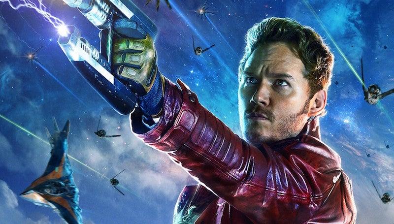 Chris Pratt Joins the Avengers: Infinity War Cast (Probably)