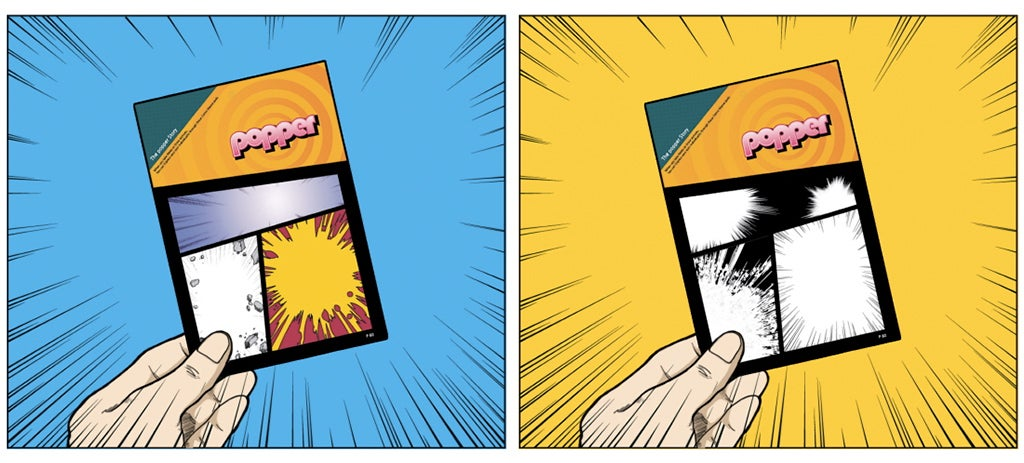 Comic Book Sticky Notes Make Your Reminders Extra Exciting
