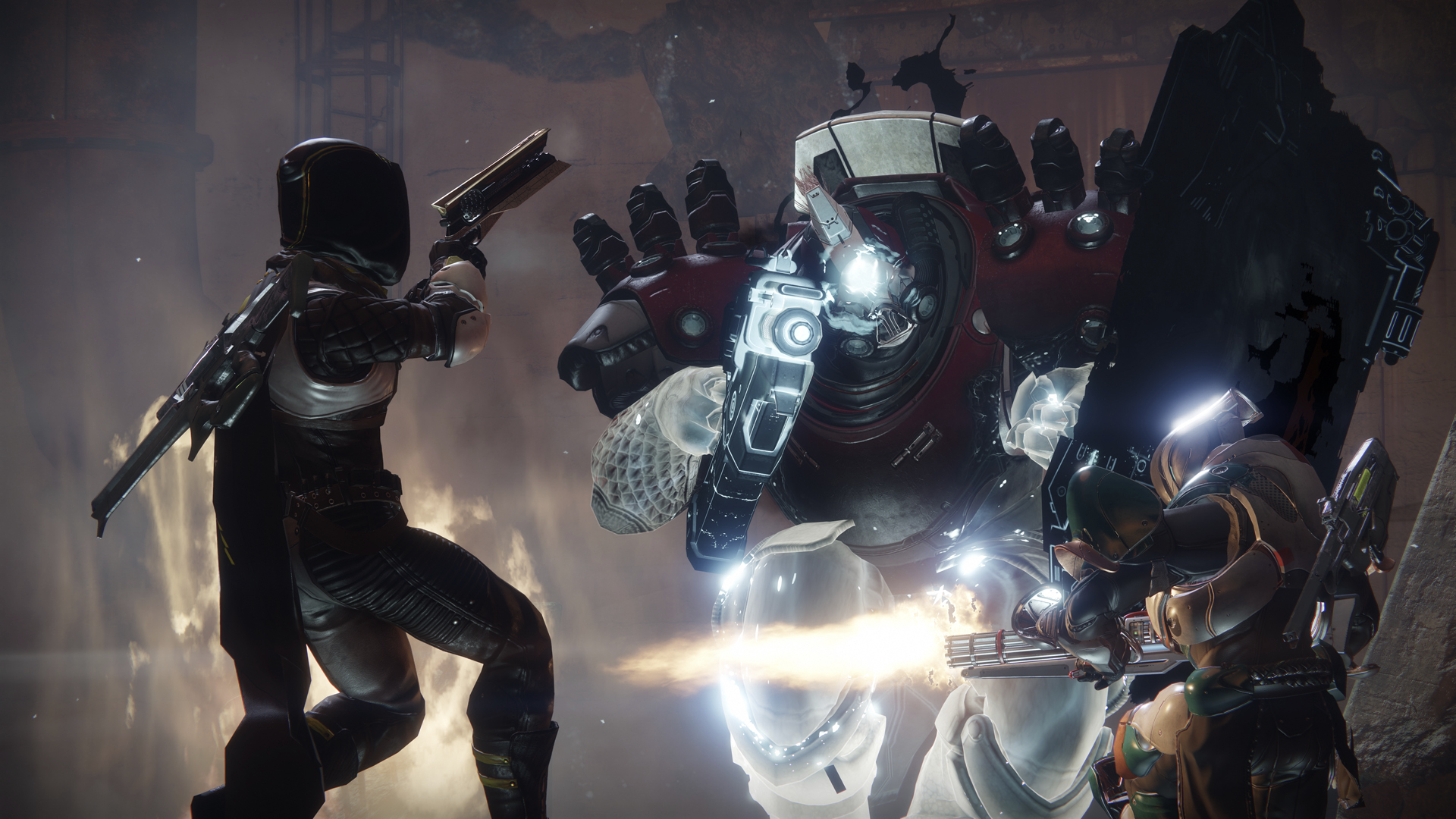 Bungie Explains How Destiny 2 'Seasons' Will Work
