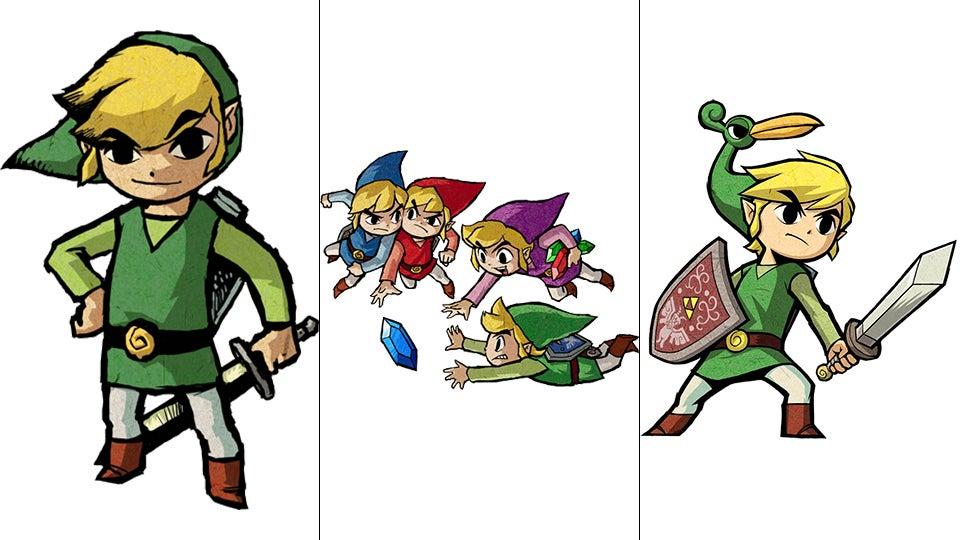 My, My Zelda, How You Have Grown