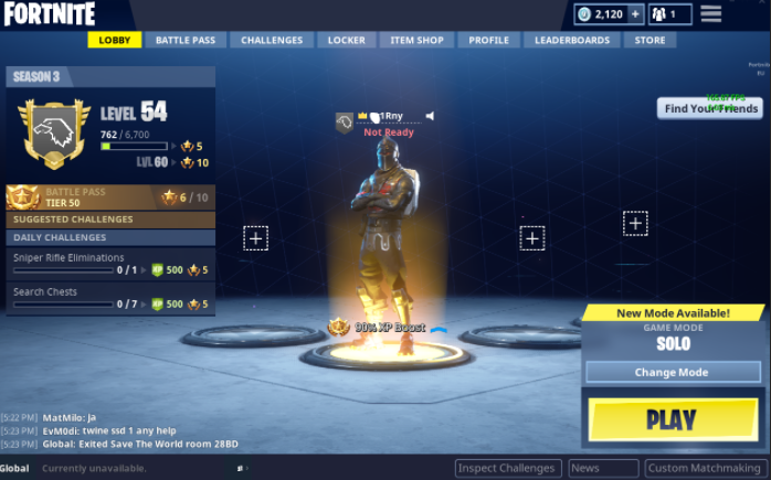 What's Really Going On With All Those Hacked Fortnite