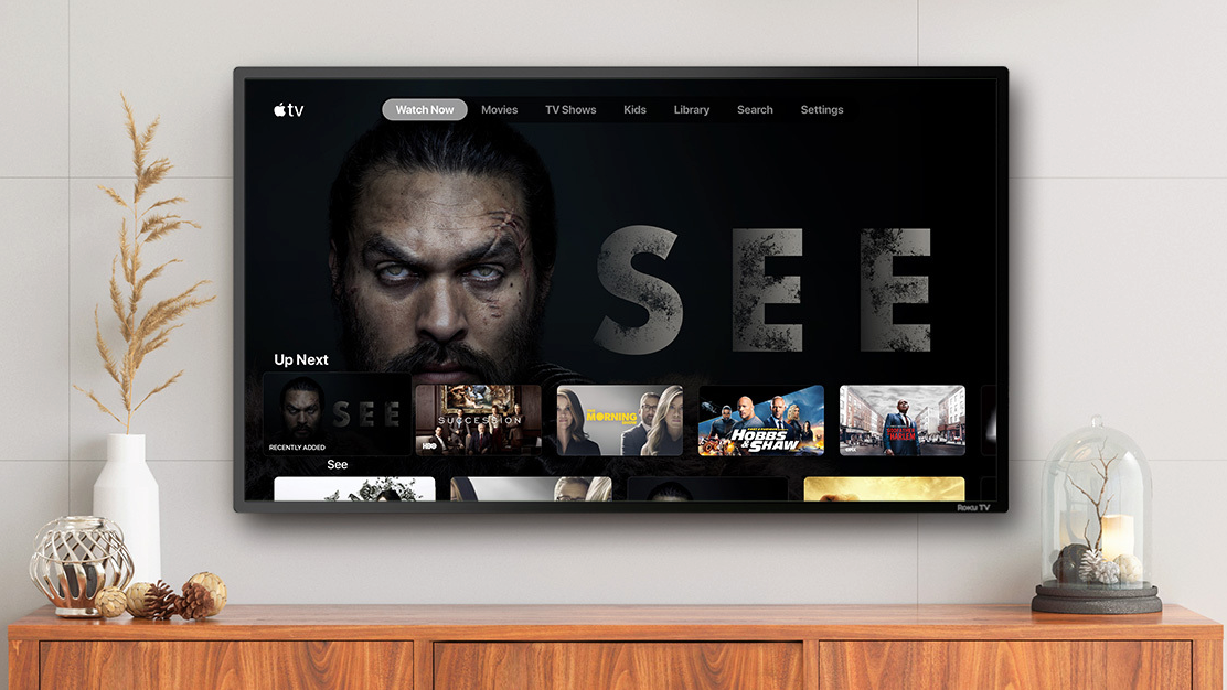 Apple TV+ Exec Kim Rozenfield Is Out Just Weeks After Launch