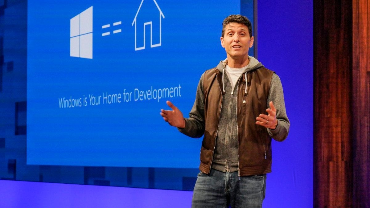 Windows VP Terry Myerson Out As Major Shakeup Hits Microsoft