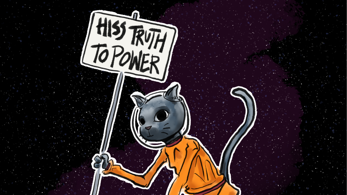 Space Cats Fight FascismIs A Card Game With A Great Name And An Even Better Mission