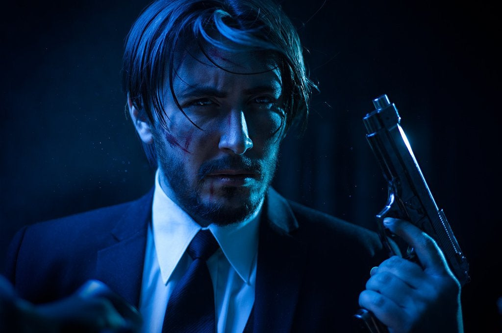 Who Killed This John Wick Cosplayer's Dog?