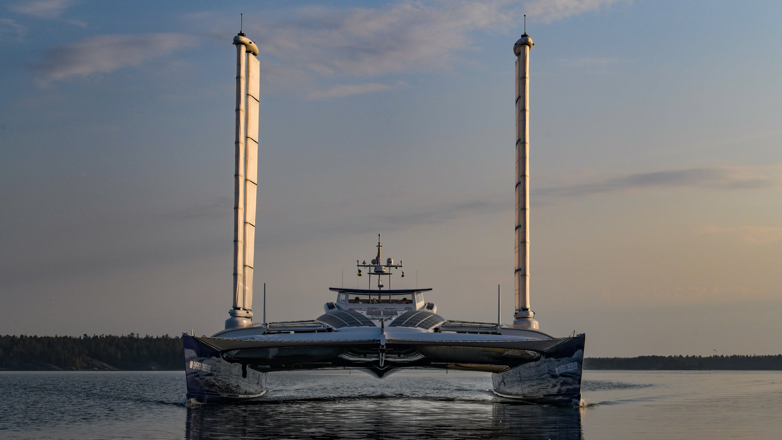 Hydrogen Is A Bad Car Fuel, But It's The Perfect Boat Fuel
