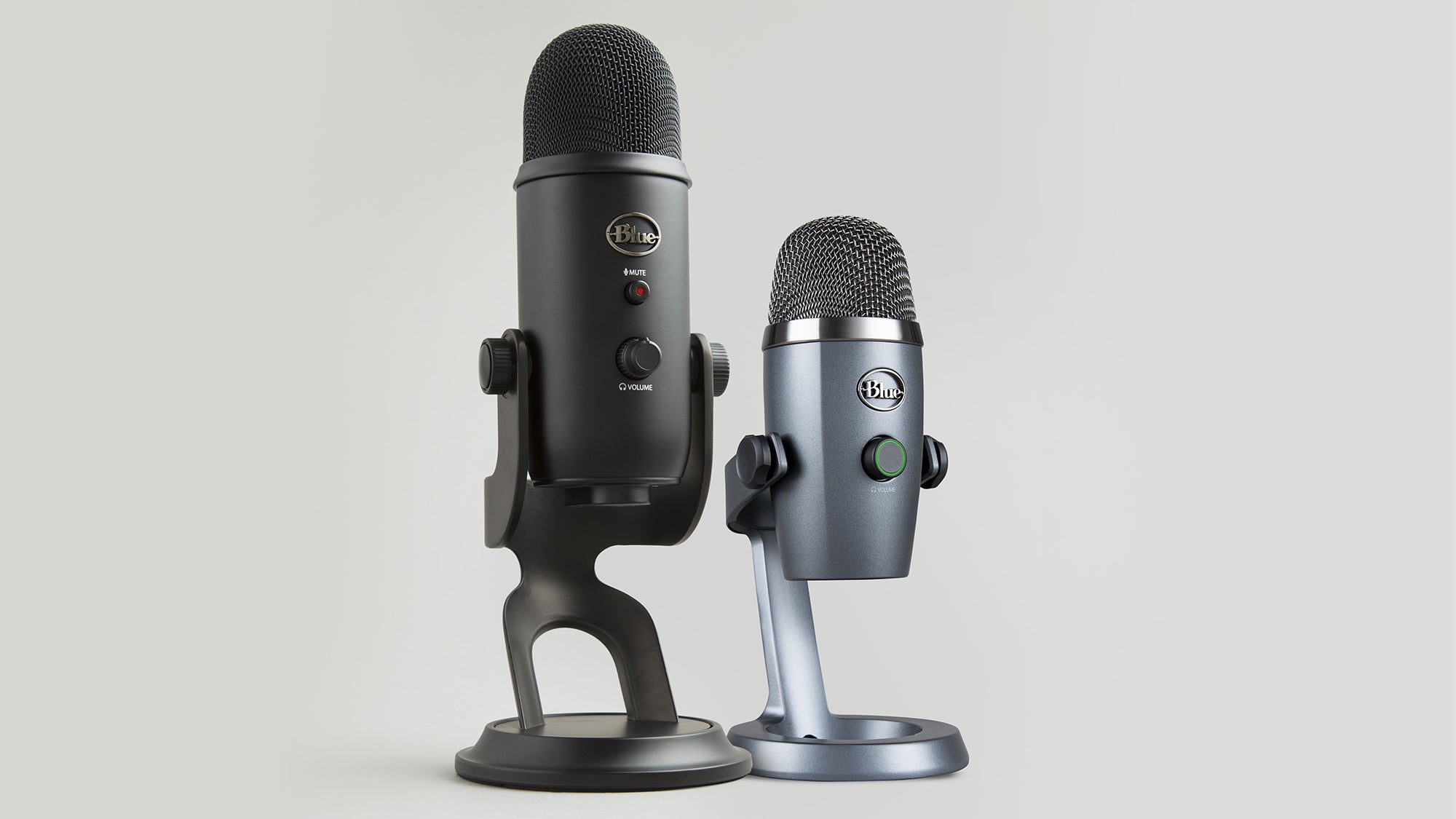 Blue's Yeti Nano Is A Shrunken Down Version Of The Popular Podcasting And YouTuber Mic