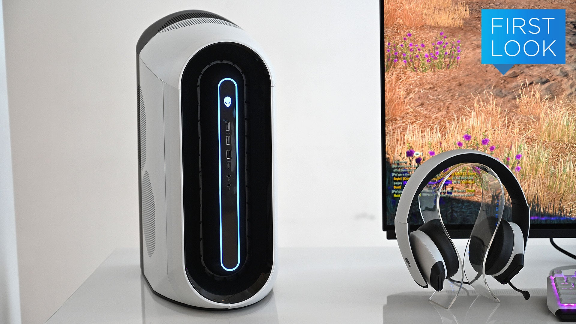 Alienware's Revamped Aurora Desktop Has A Clever Cooling System And A Fresh New Design