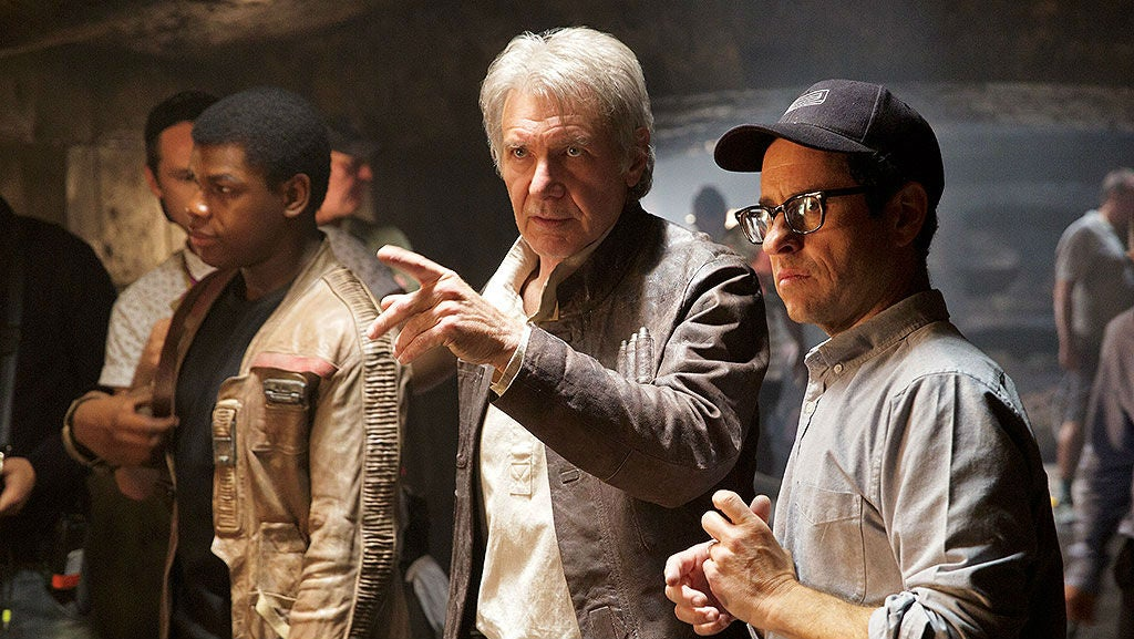 Harrison Ford's On-Set Injury Rescued The Force Awakens