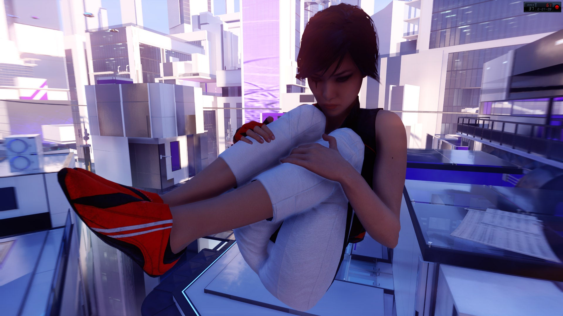 Exploring Mirror's Edge Catalyst From A Different Angle With NVIDIA's Ansel