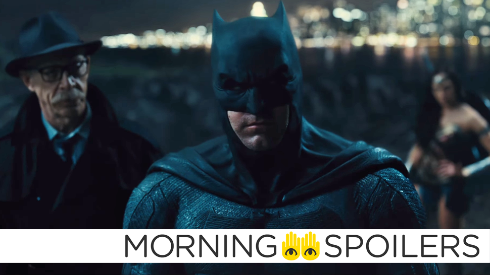 Why You Probably Shouldn't Believe The Latest Justice LeagueRumours