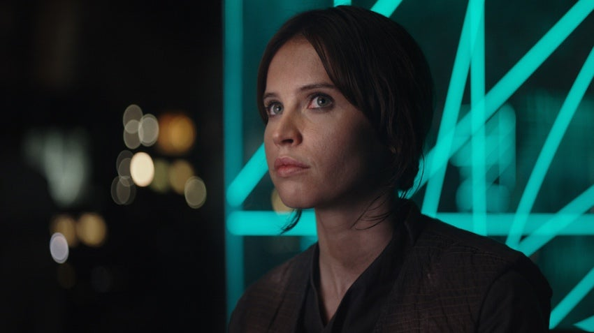 New Rogue One Trailer Comes Out Thursday During Olympics