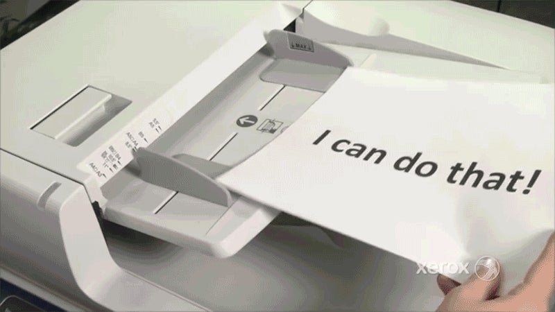 Xerox Photocopiers Can Now Translate Whatever You're Copying