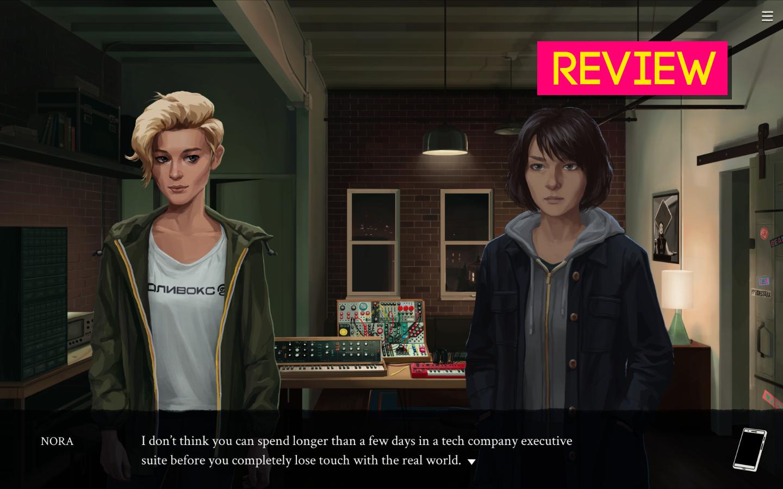 Eliza: The Kotaku Review