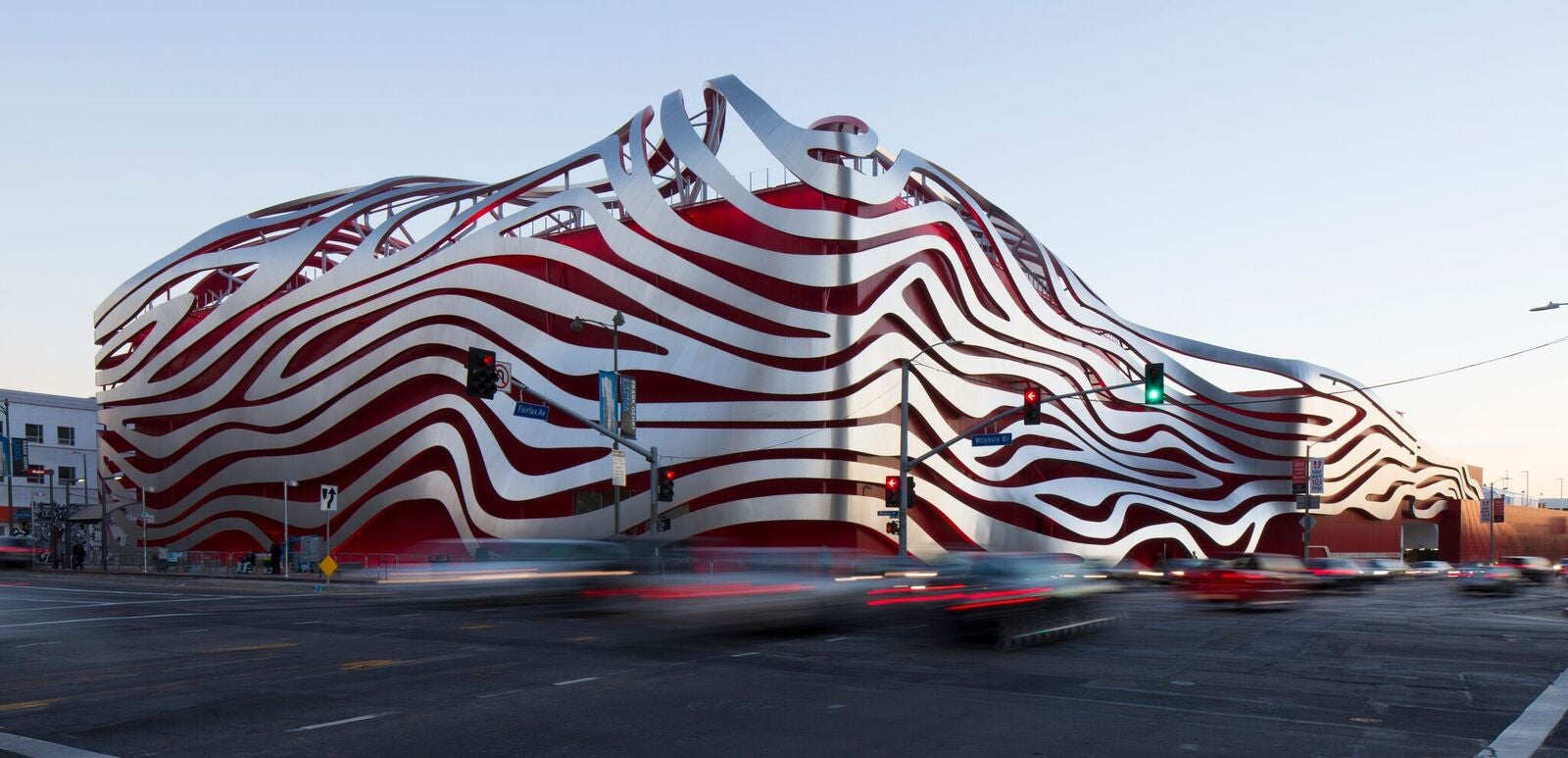 LA's Revamped Automotive Museum Is The Ideal Place for Cars to Go to Die