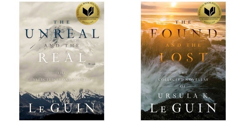 These Ursula K. Le Guin Collections Would Make A Mighty Fine Gift For Your Favourite Reader (Or Yourself)