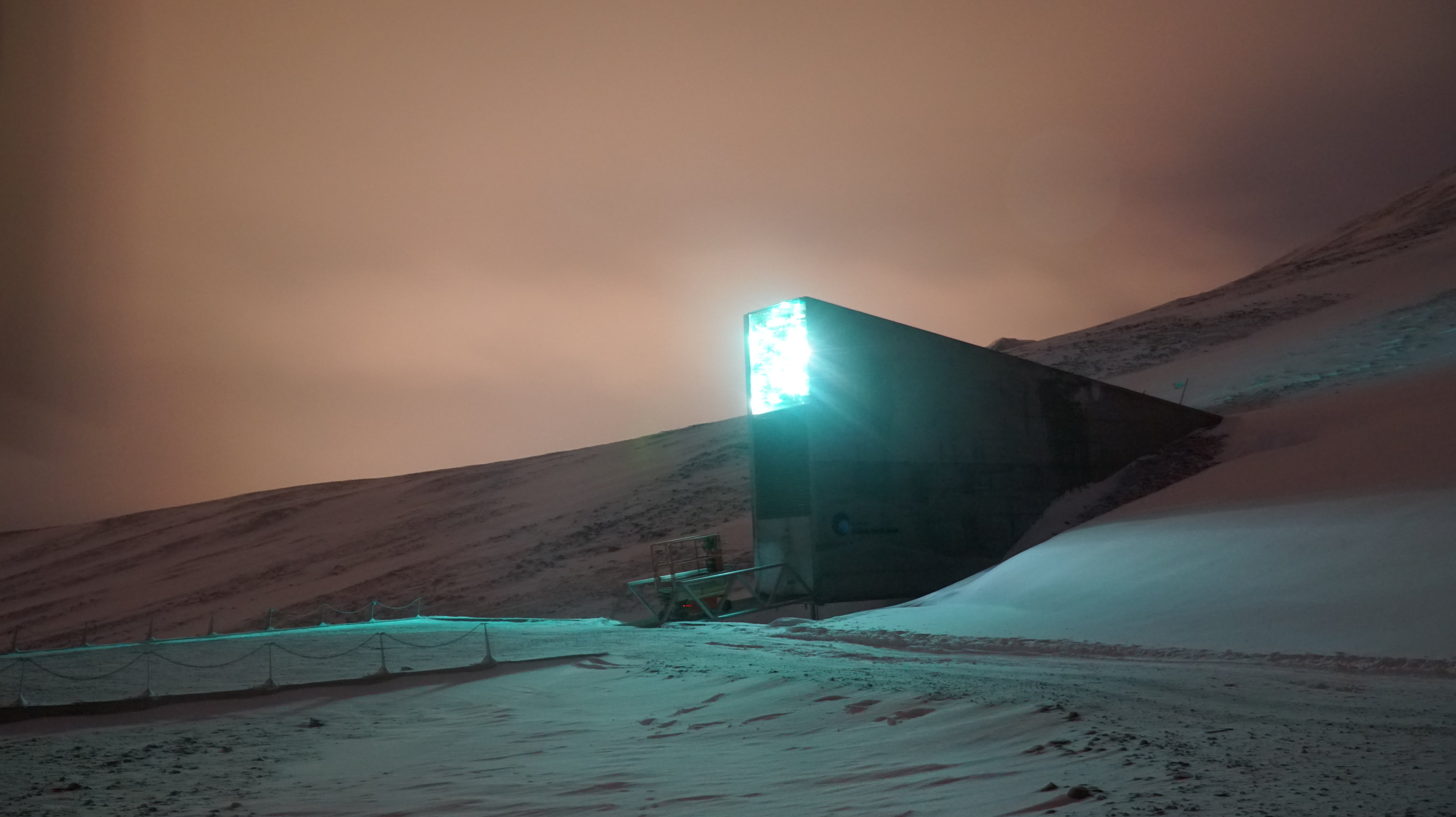 Climate Change Could Thaw The Home Of Humanity's Doomsday Vault