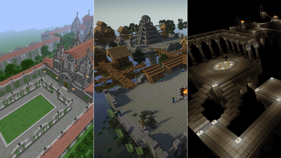 Diablo II Maps In Minecraft Will Fill You With Nostalgia