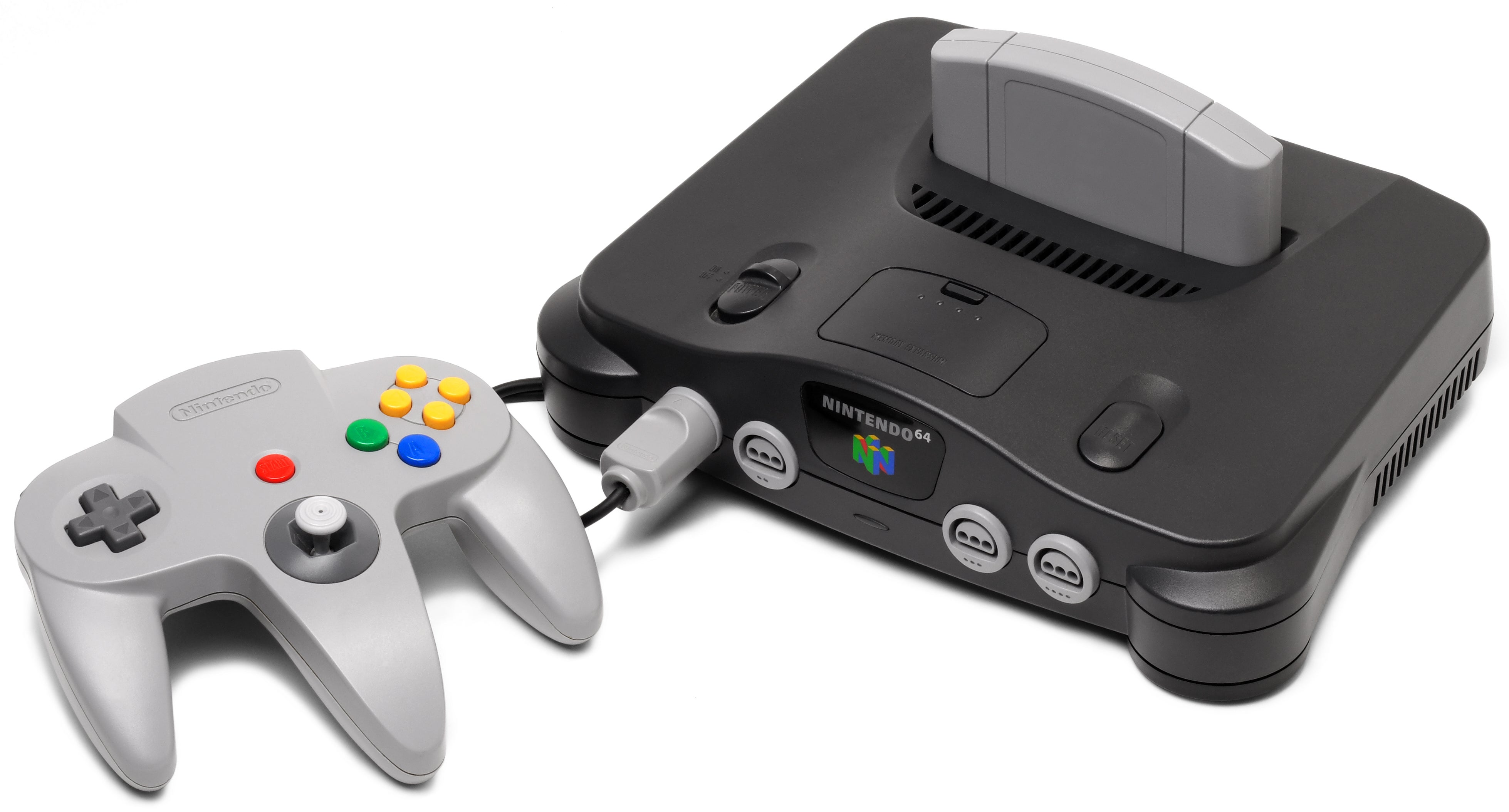 The Nintendo 64 Turns 20 Years Old Today