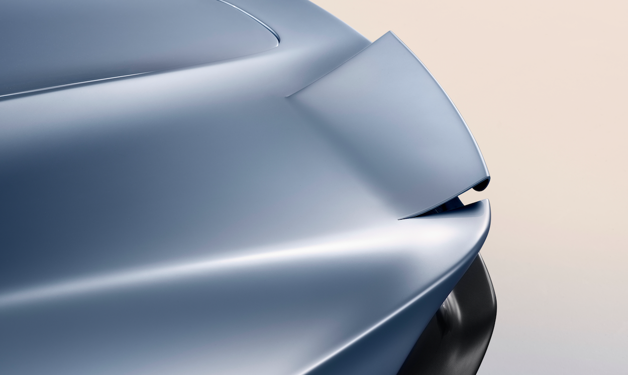 Some Of The Engineering Challenges Behind The McLaren Speedtail's Flexible Carbon Fibre Rear Aileron