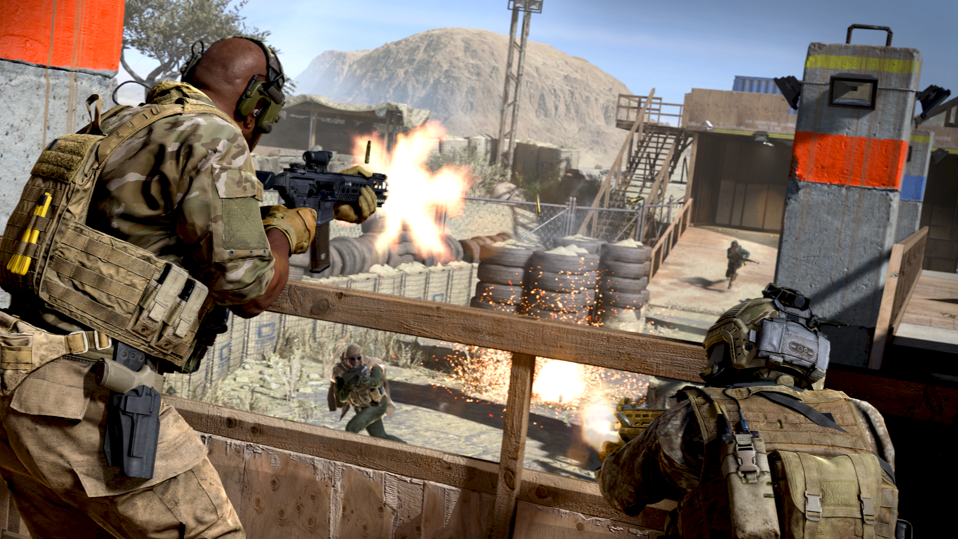 Modern Warfare's Alpha Has Me Feeling Good About The Gameplay