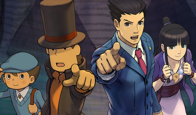 I Wish Professor Layton vs. Phoenix Wright Was Better
