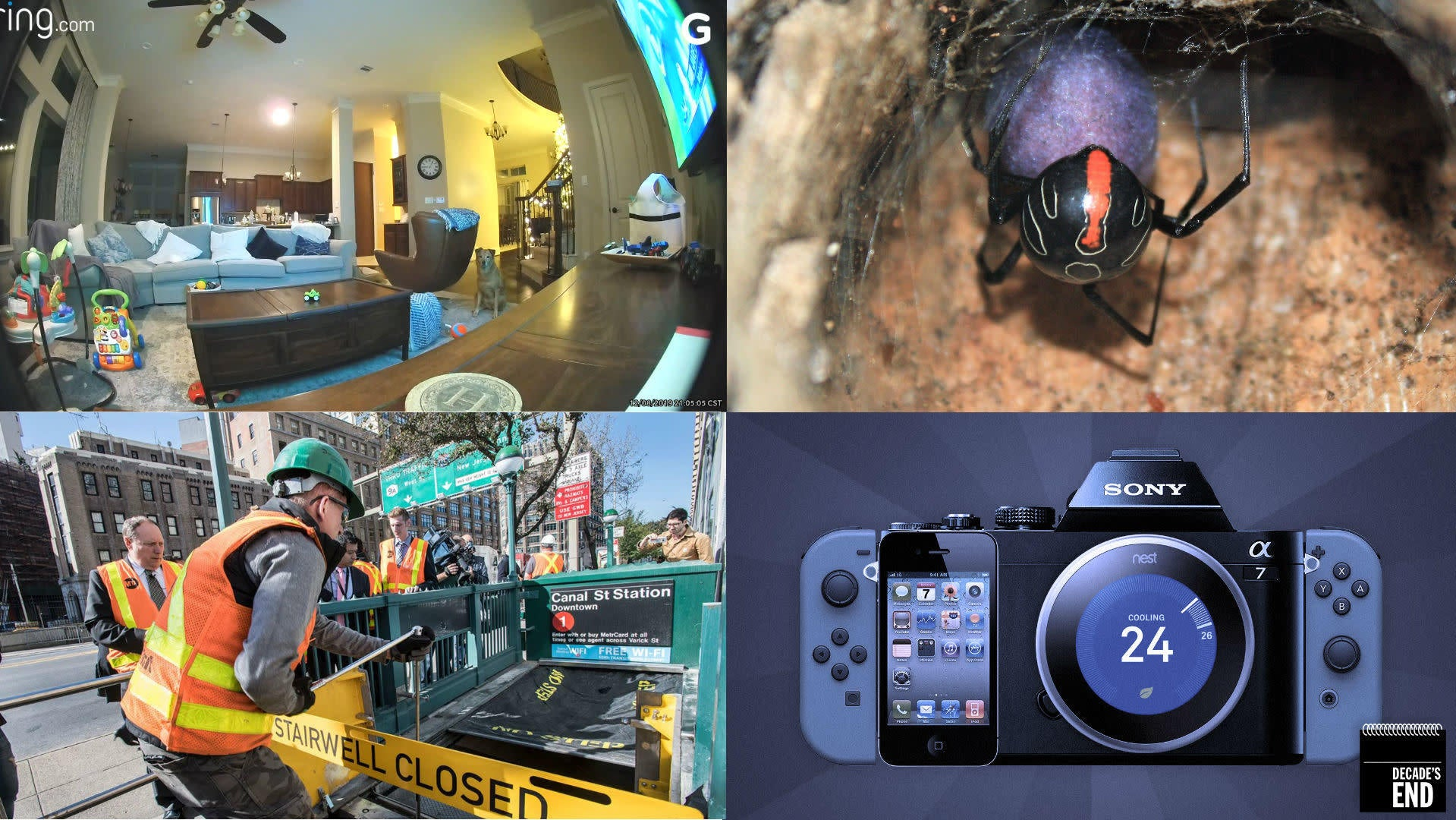 Ring Camera Hacks, Viral Fakes, And Decade Highlights: Best Gizmodo Stories Of The Week
