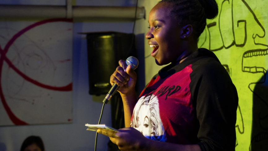 Empower Teen Girls By Teaching ThemStand-Up Comedy