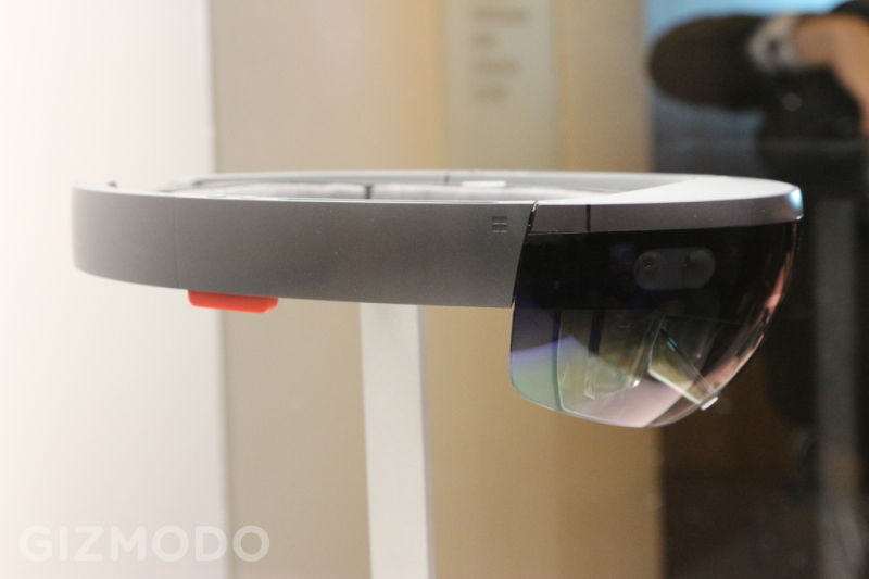 Now Anyone Can Buy A Hololens If They're Rich