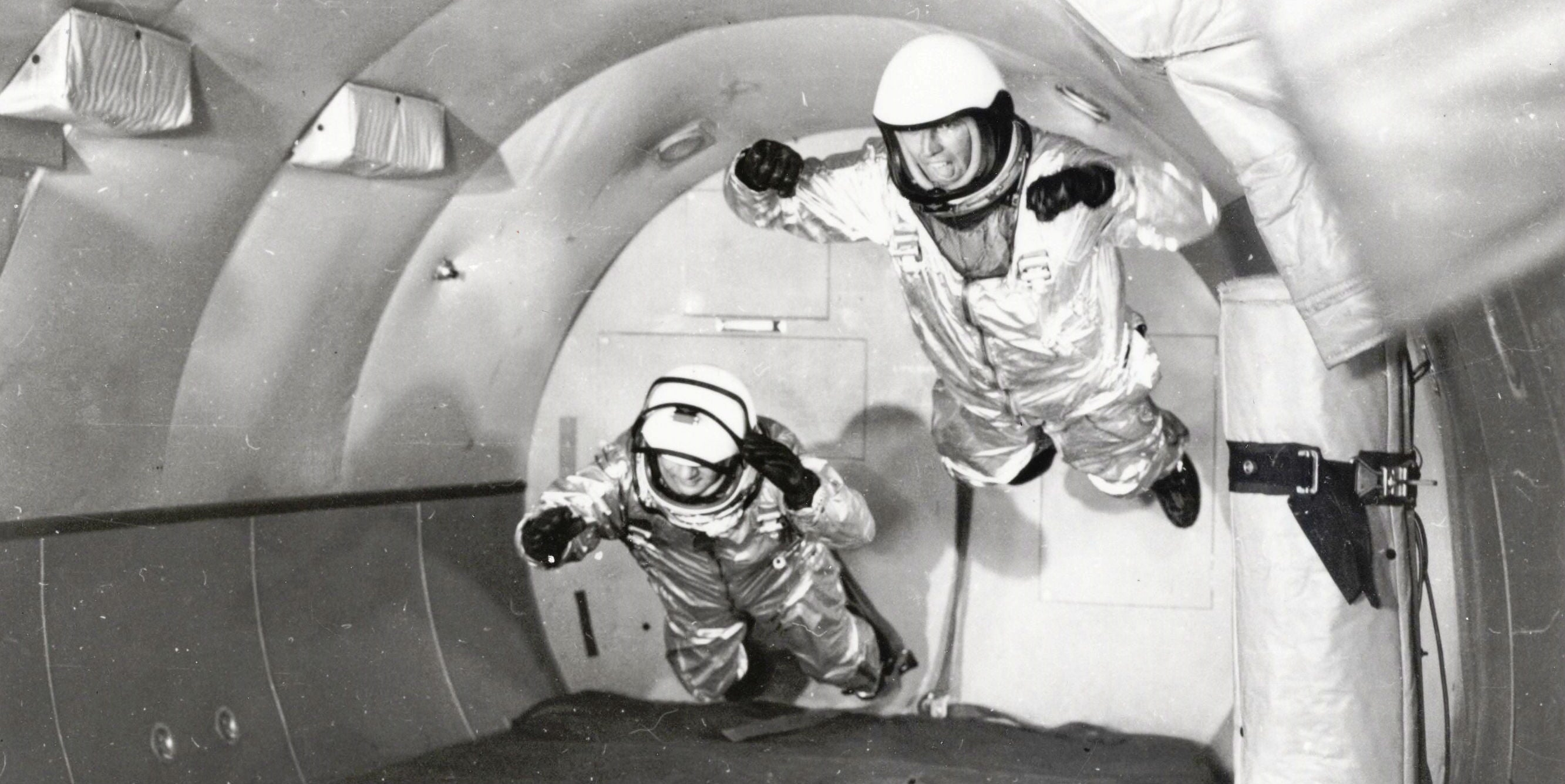 NASA's Vomit Comet Trains Astronauts in the Ways of Weightlessness