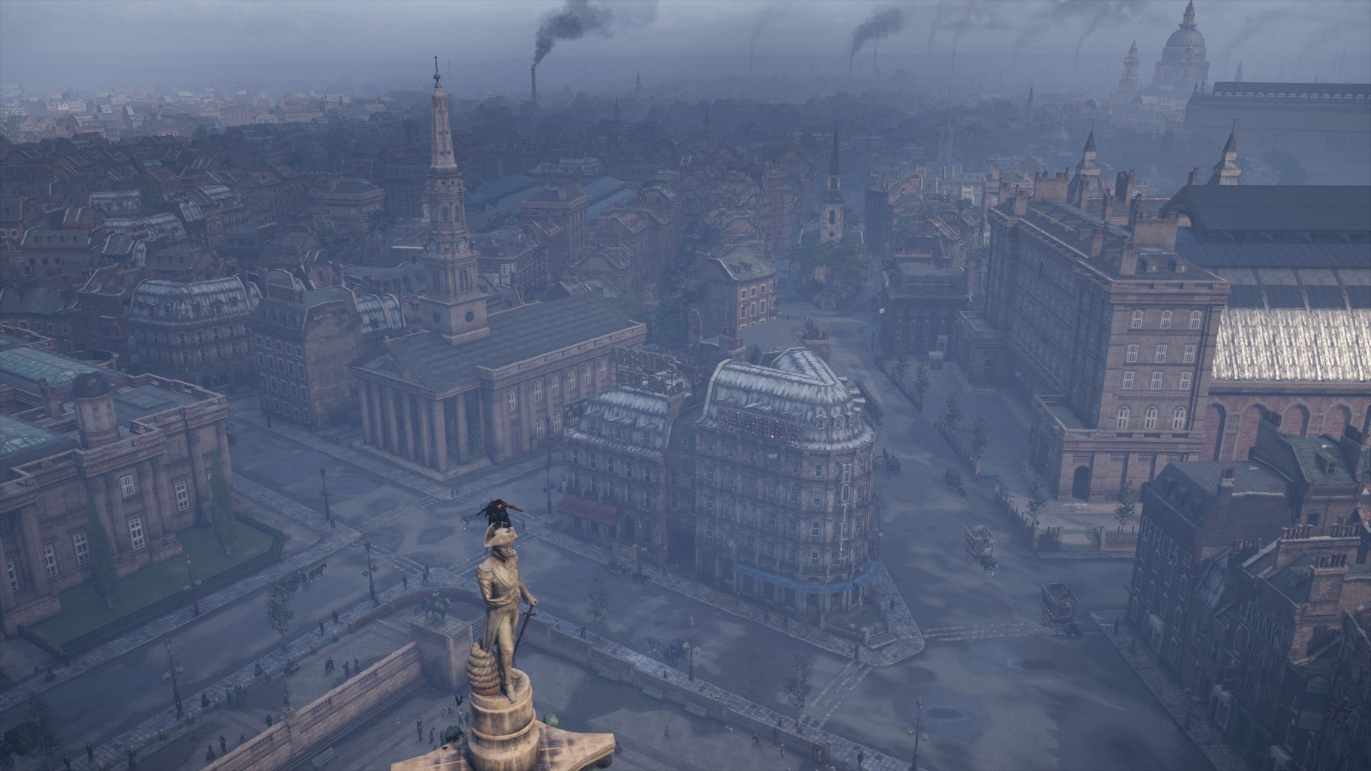 Assassin's Creed Syndicate Is A Beautiful Video Game