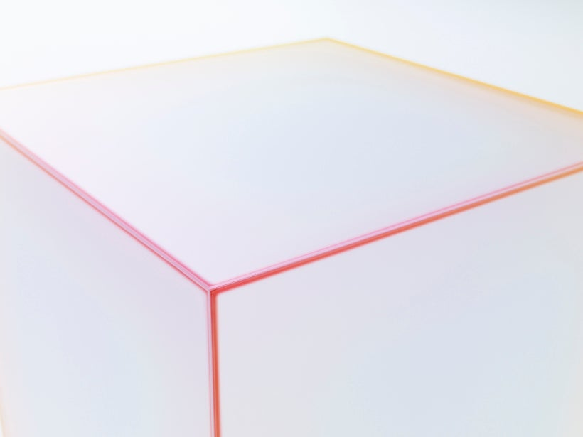 These Frosted Neon Tables Will Bring Out Your 80's Nostalgia