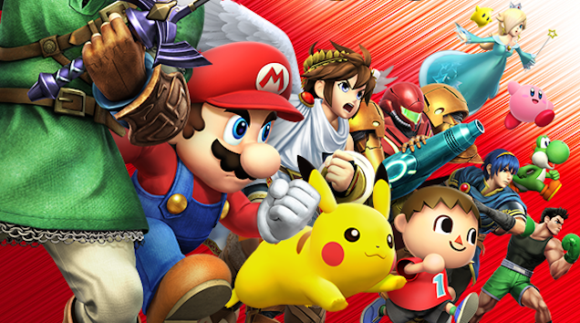 Super Smash Bros. 3DS Characters, Ranked
