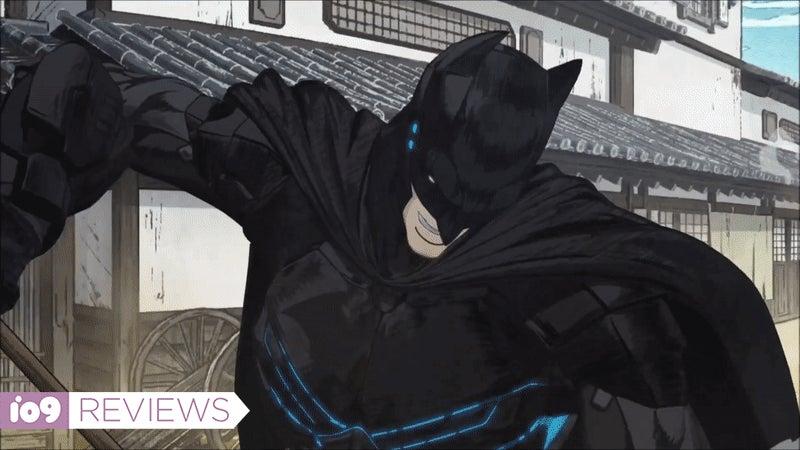 Batman NinjaIs Ridiculously Fun, And Also Utterly Ridiculous