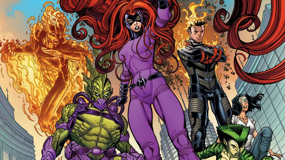 Marvel's Inhumans Movie No Longer Has a Release Date