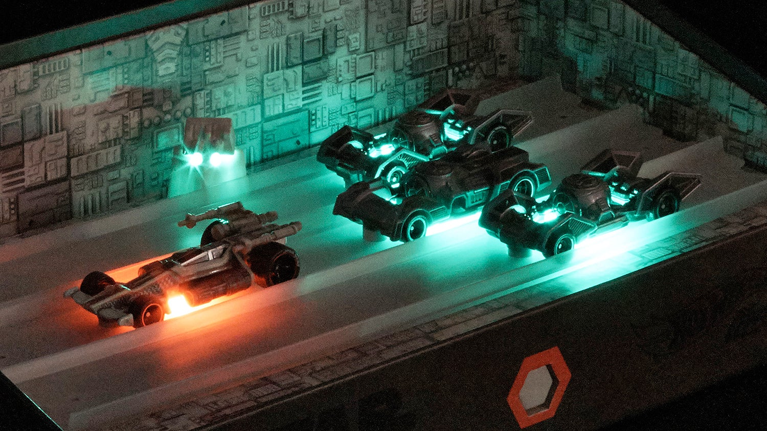 Hot Wheels Can Charge Me Whatever it Wants For These TIE Fighter vs. X-Wing Cars