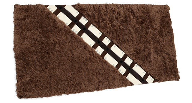 Walk All Over a Wookiee With a Chewbacca Rug