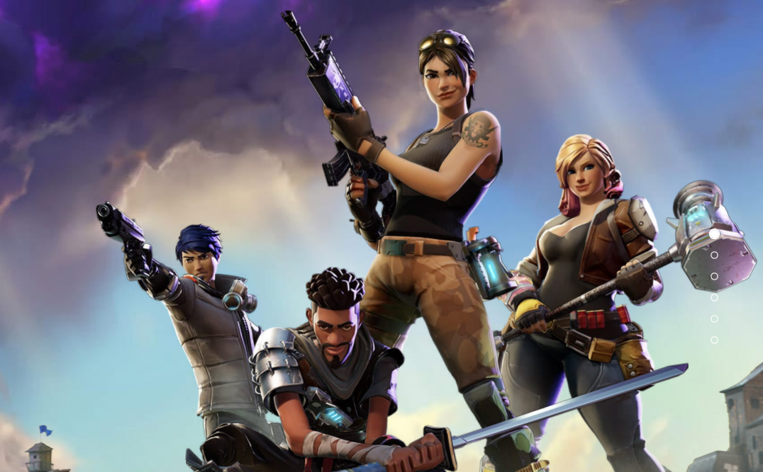 Fortnite's New Blitz Mode Is Fast, Furious