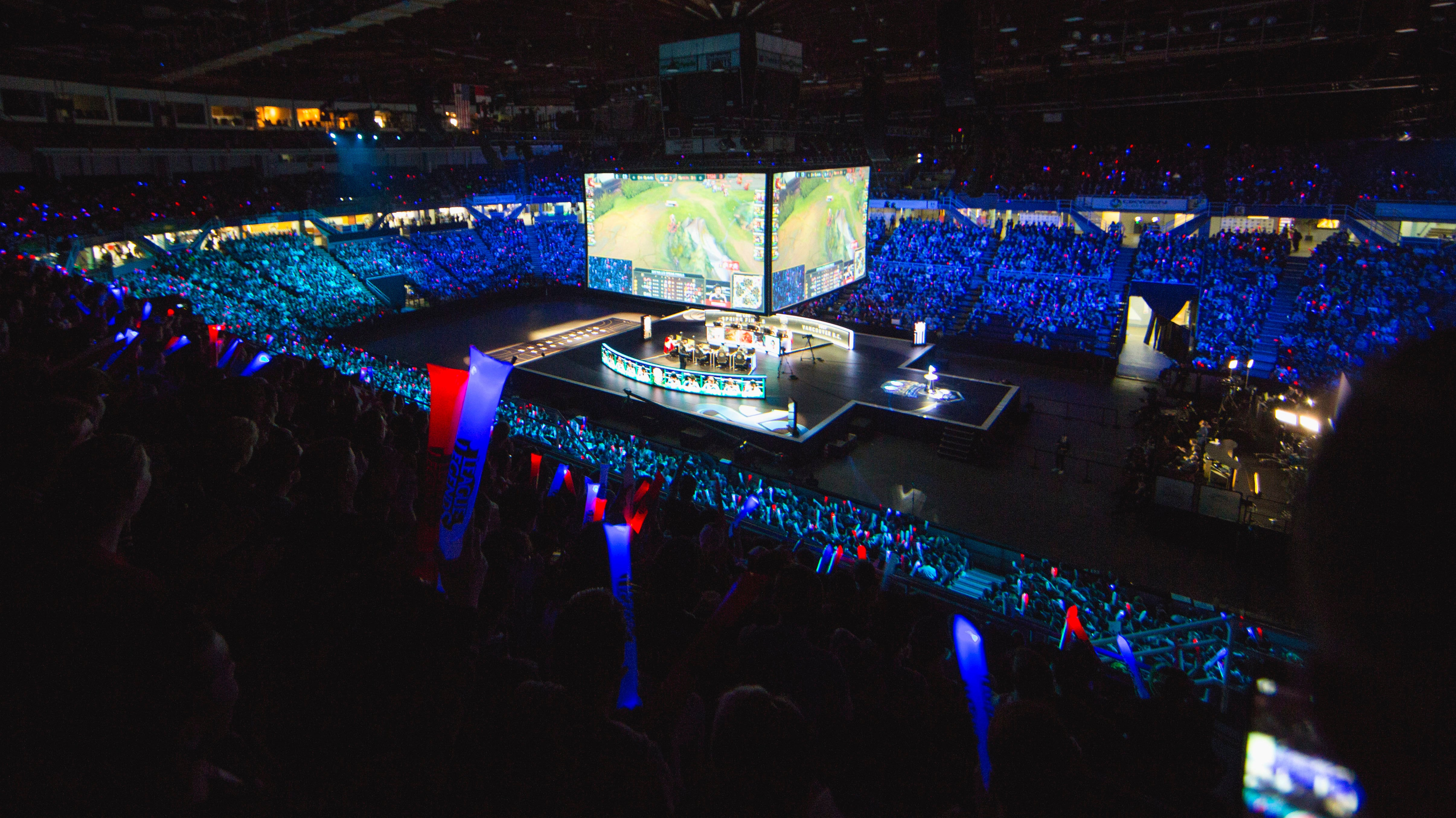 To buy into this video gaming league, it's at least $10 million