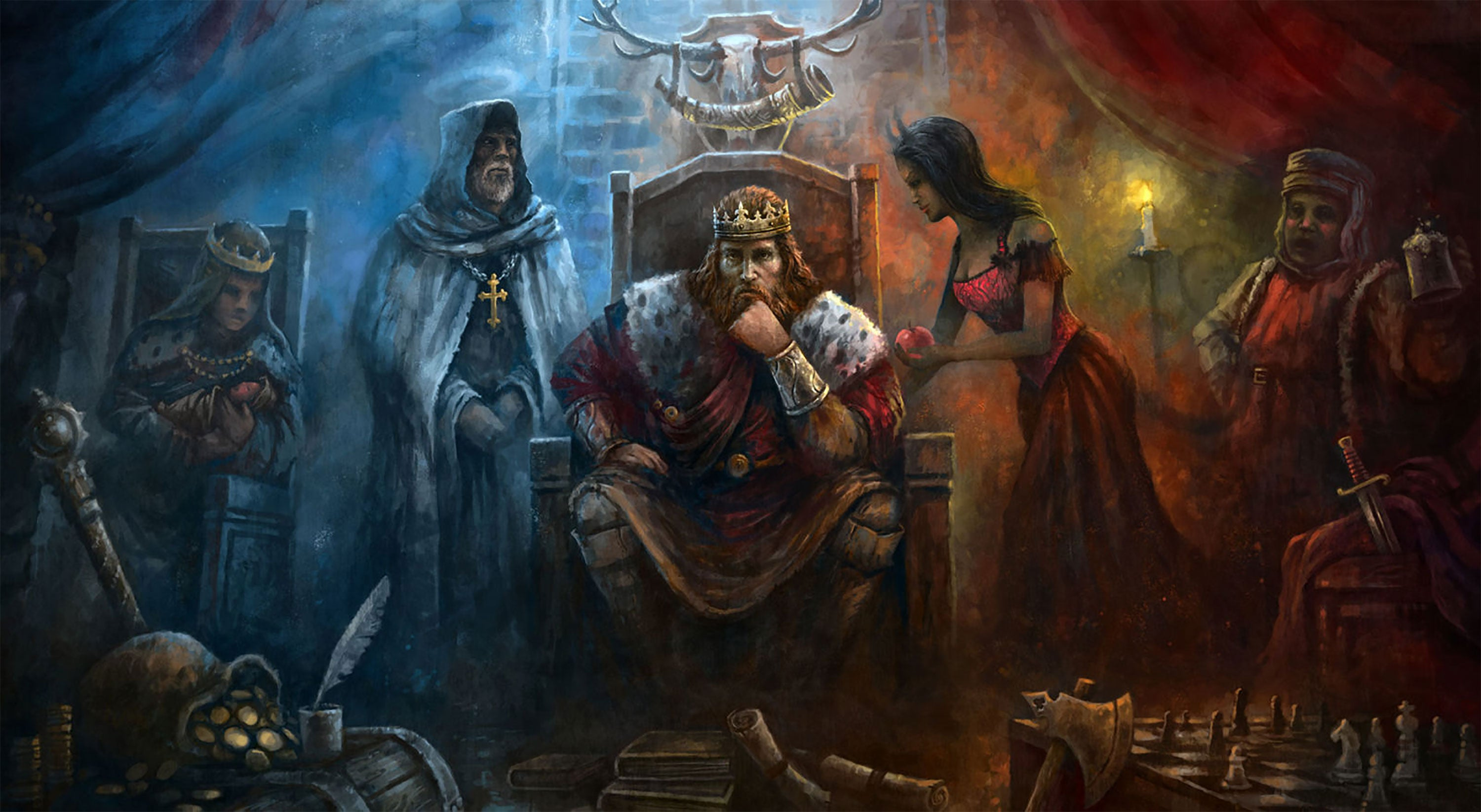 Crusader Kings II: The Kotaku Re-Review | Kotaku Australia