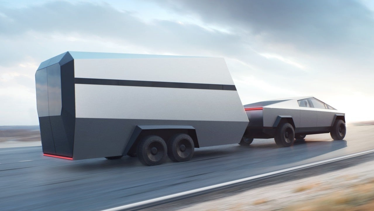 The Cybertruck Is A Vision For A Dystopian Climate Future