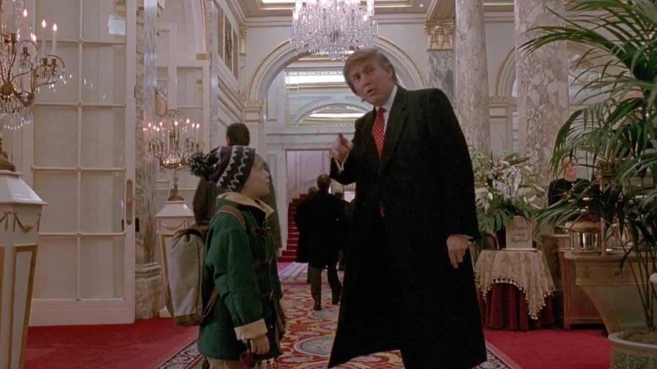 Fox News Freaks Out After Canadian TV Deletes President Trump From Home Alone 2